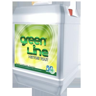 GREEN LINE NETTOIE TOUT